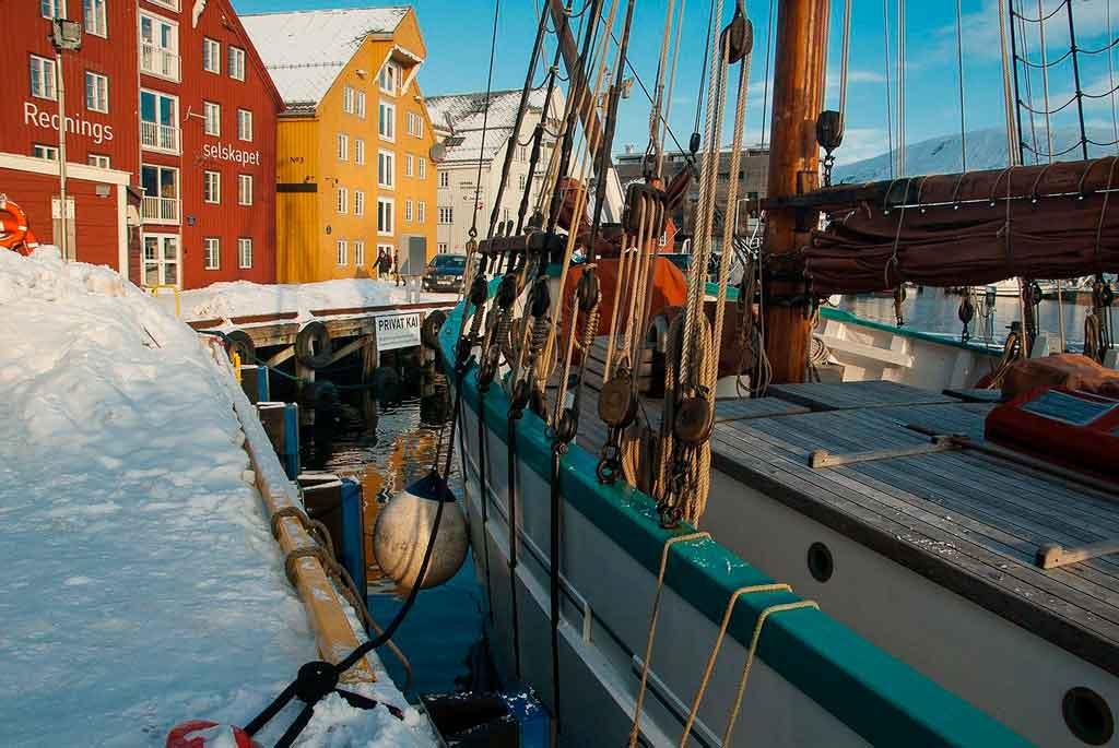 Tromso Noruega Onde fica