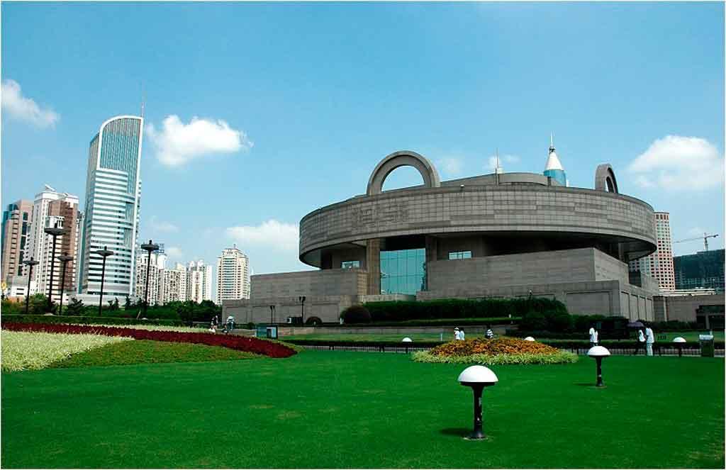 Xangai China Shangai Museum
