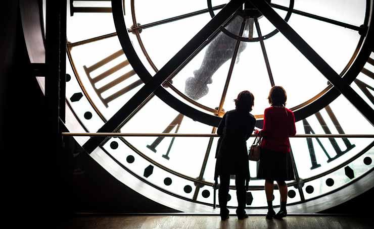 Qual a idade da cidade de Paris?