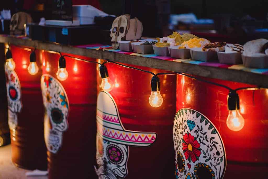 O que fazer em Tijuana, México, à noite