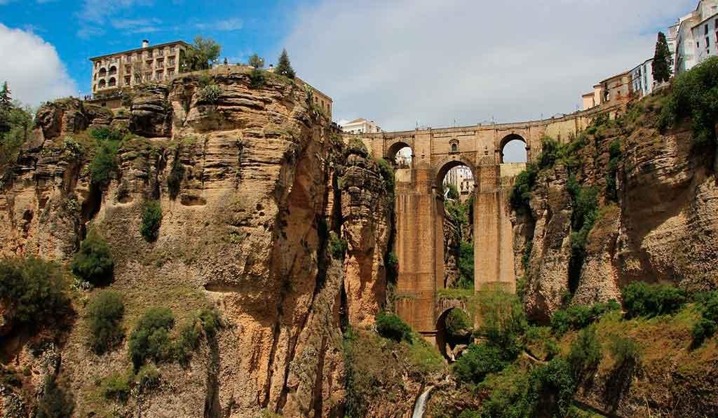 História e cultura de Andaluzia Espanha