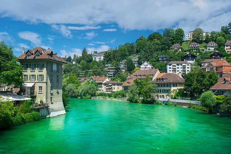 Capital da Suíça