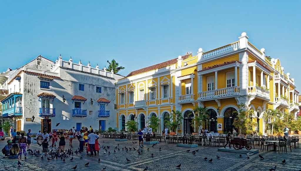 Cartagena Colombia turismo