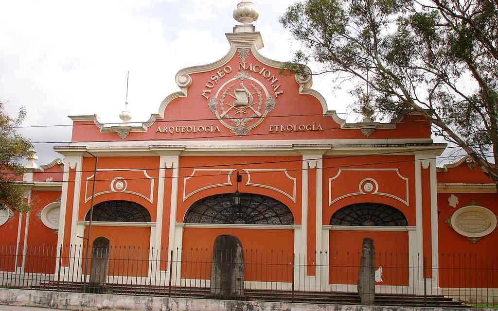 Museu Nacional Cidade da Guatemala