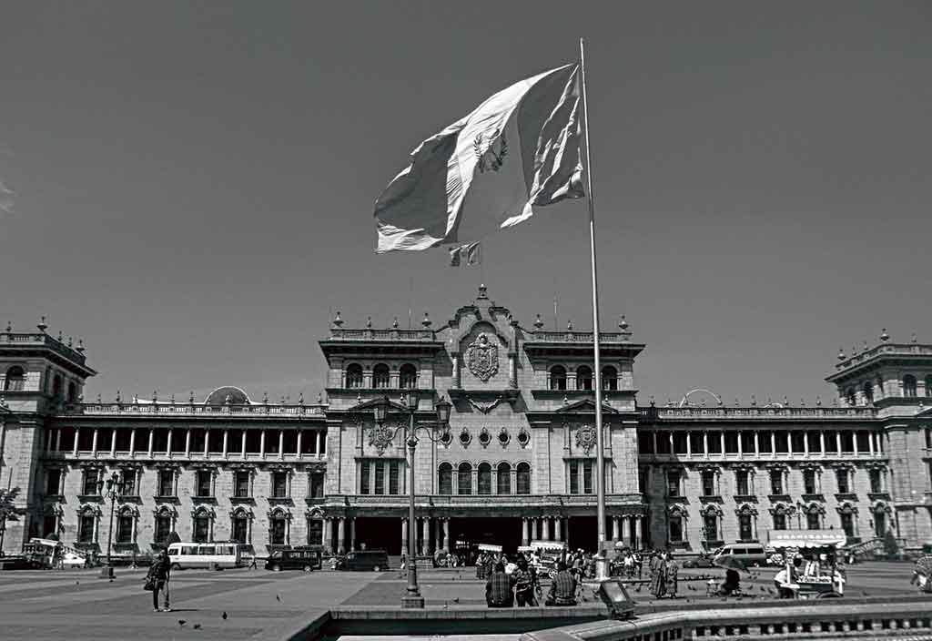 Palacio Nacional Cidade da Guatemala