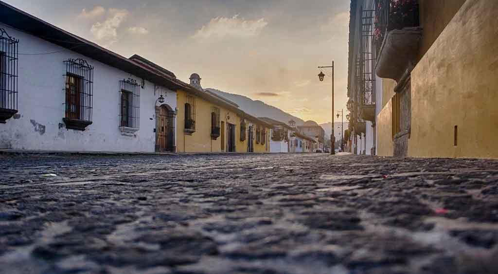 Requisitos para entrar na Cidade da Guatemala