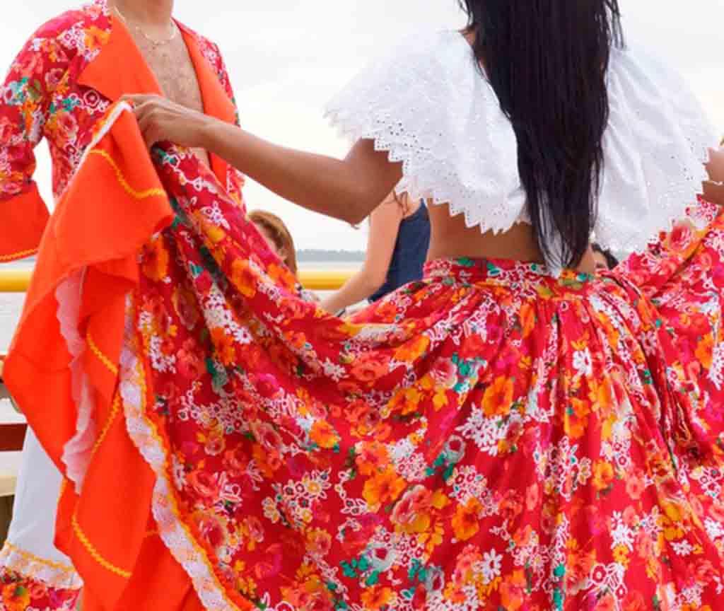 Danças Brasileiras: Camimbó