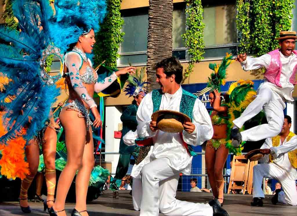 Danças Brasileiras: História