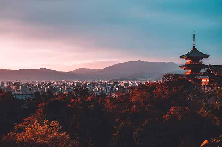 Onde ficam Hiroshima e Nagasaki