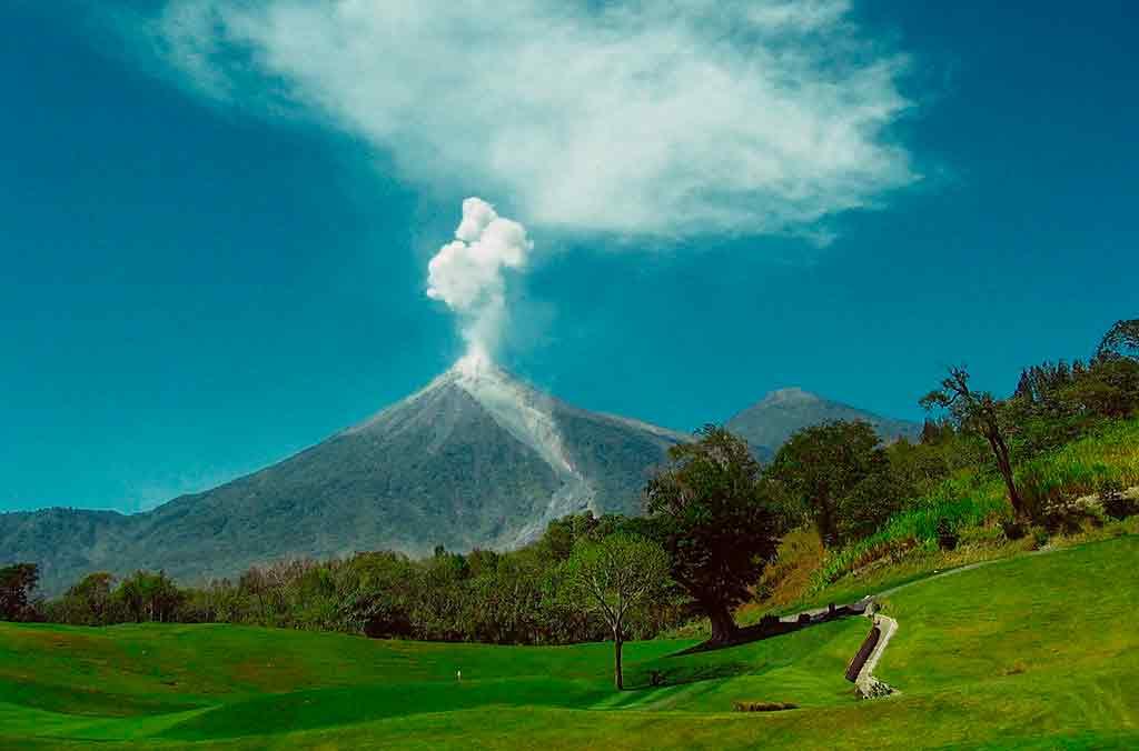 Mapa Guatemala: onde fica?