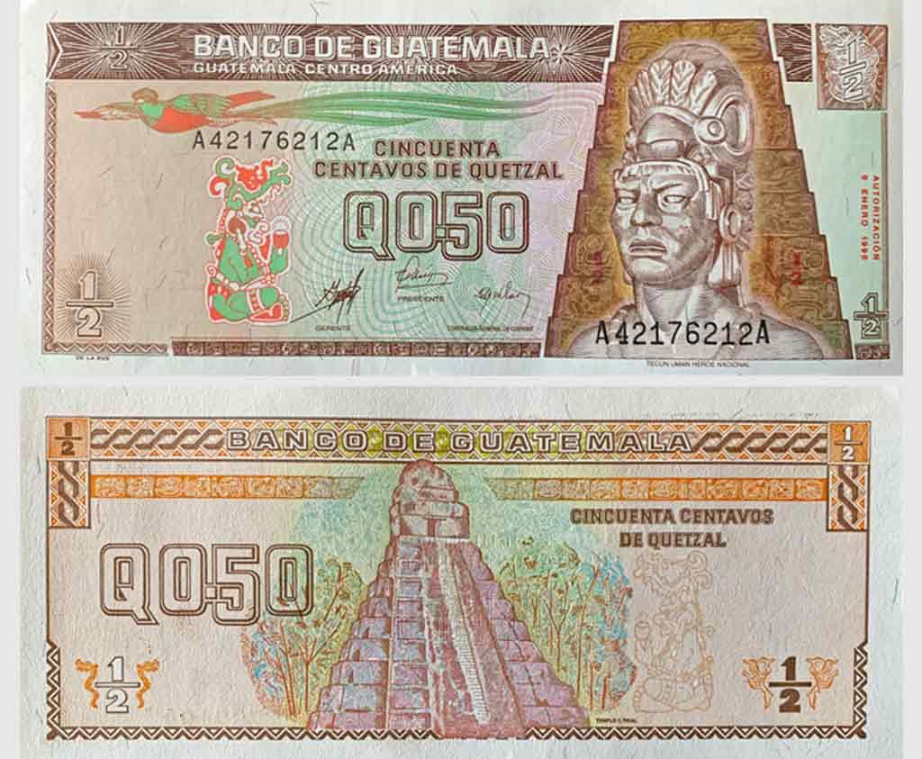 Qual a moeda da Guatemala