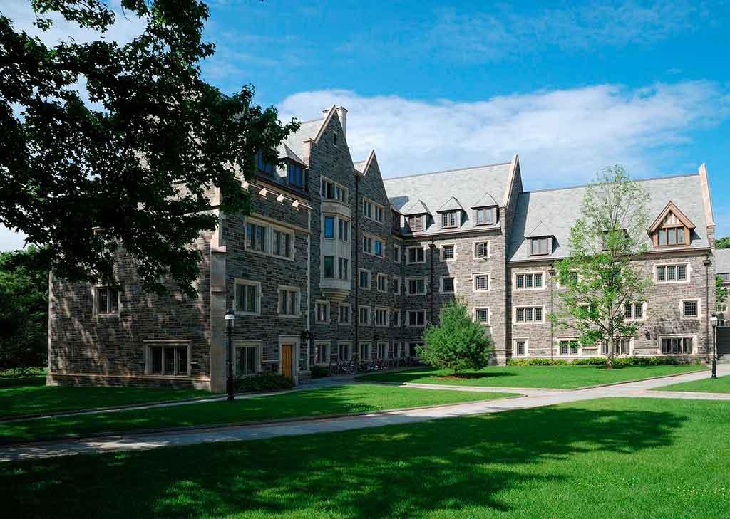 Melhores universidades do mundo: Princeton