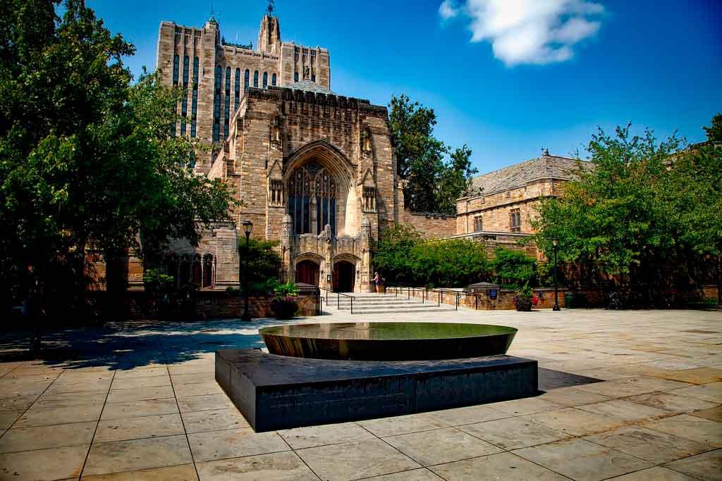 Melhores universidades do mundo: Yale