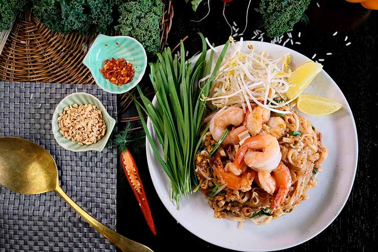 Alimentação na Tailândia