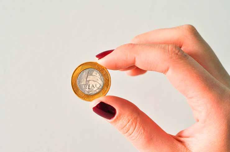 Quanto vale 1 real na Moeda da Tailândia