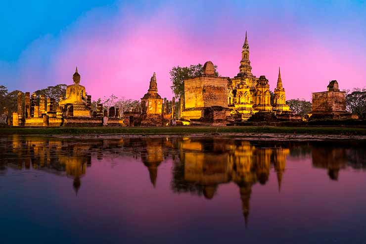 Moeda da Tailândia