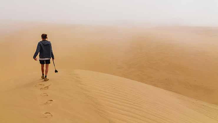 Quando ir à Namibia