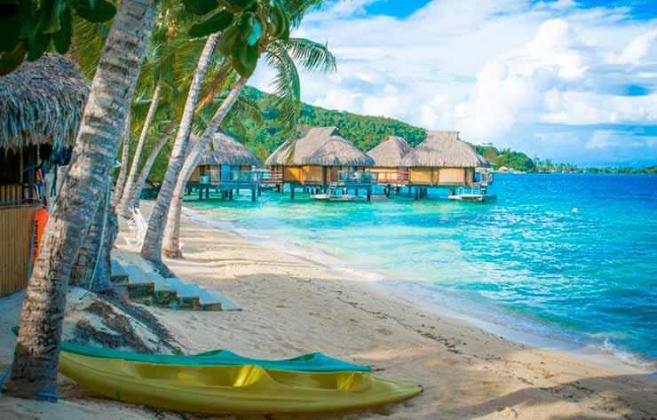Onde fica Bora Bora
