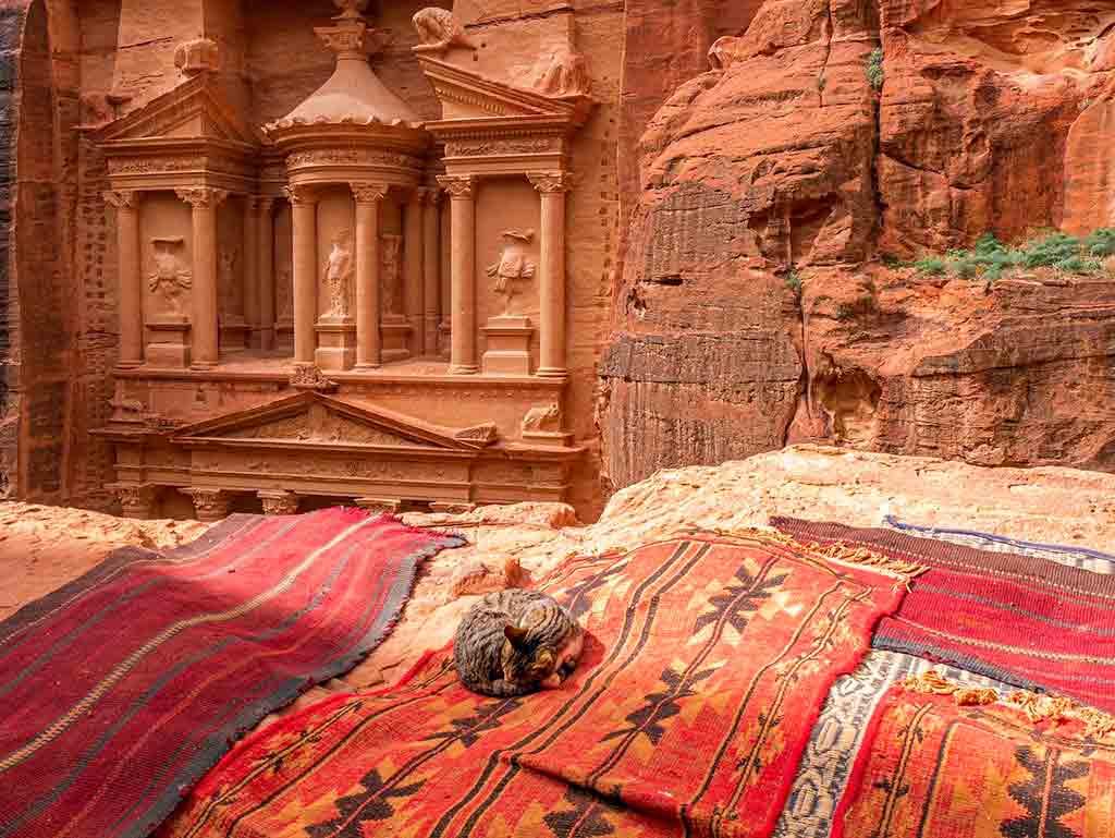Povoado de Wadi Musa