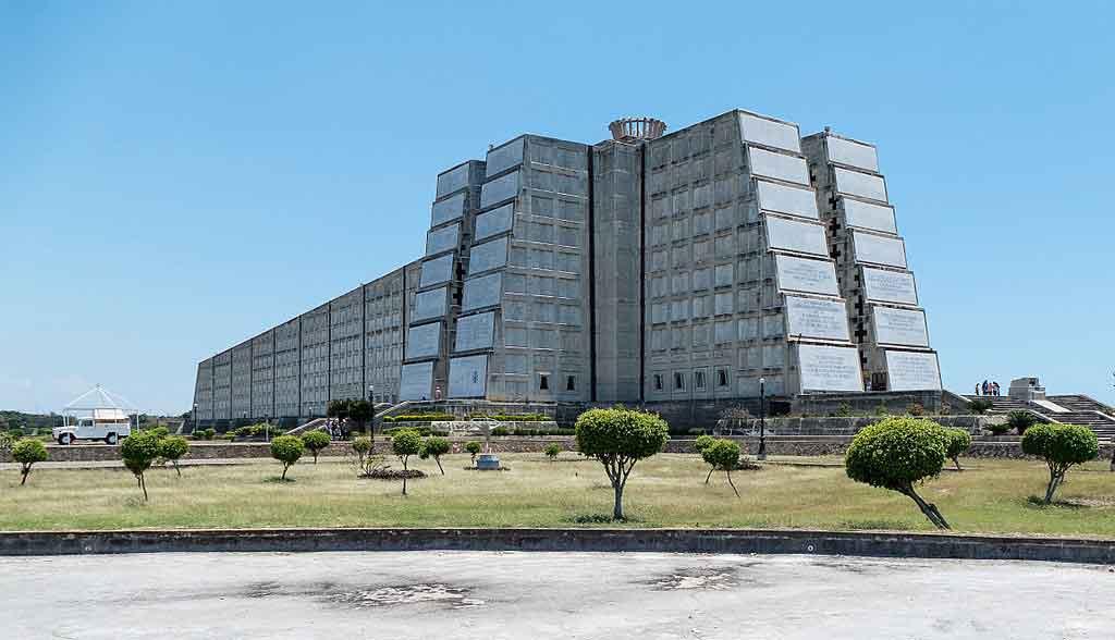 Farol de Colombo, Santo Domingo