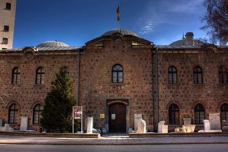 Museu de Arqueologia de Sofia