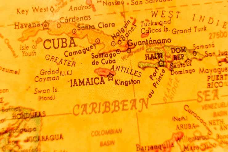 Mapa República Dominicana: onde fica?