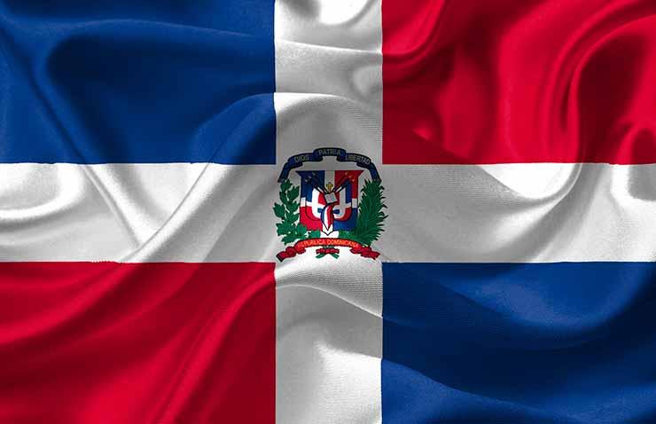 Mapa República Dominicana: qual língua se fala?