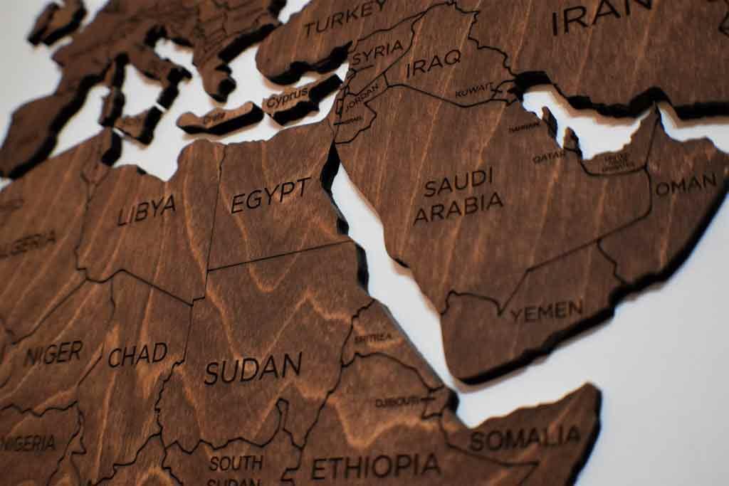 Onde fica o Chipre na Europa?