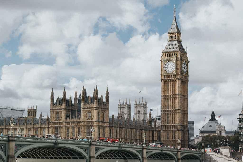 Países do Reino Unido: Inglaterra