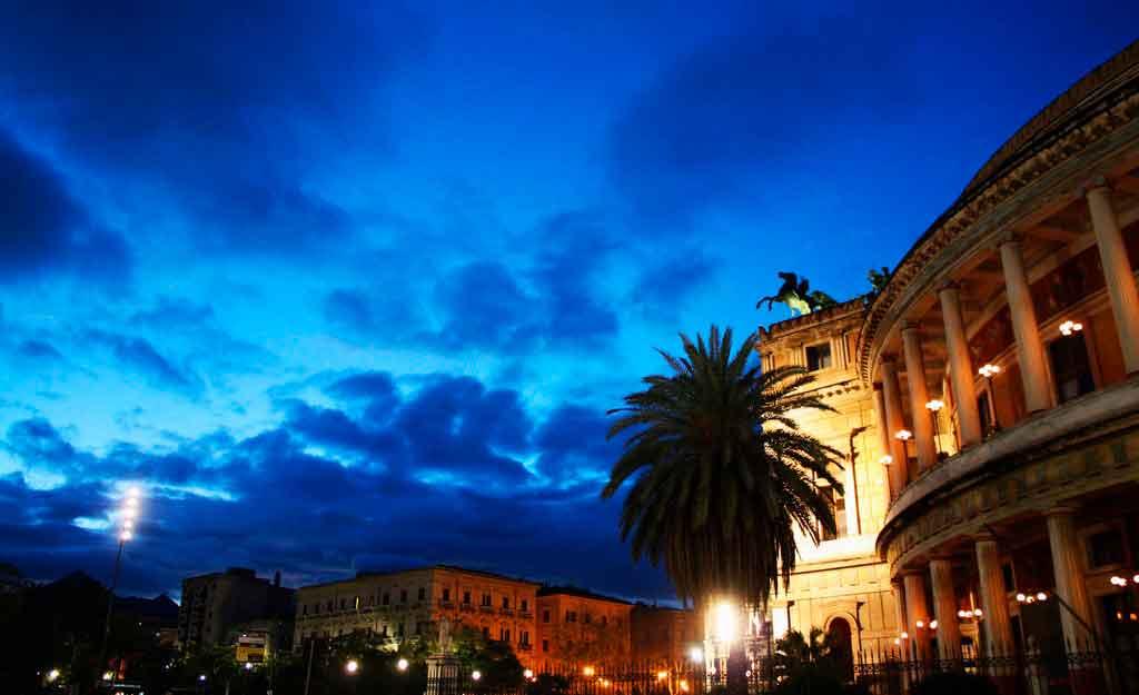Palermo, Itália