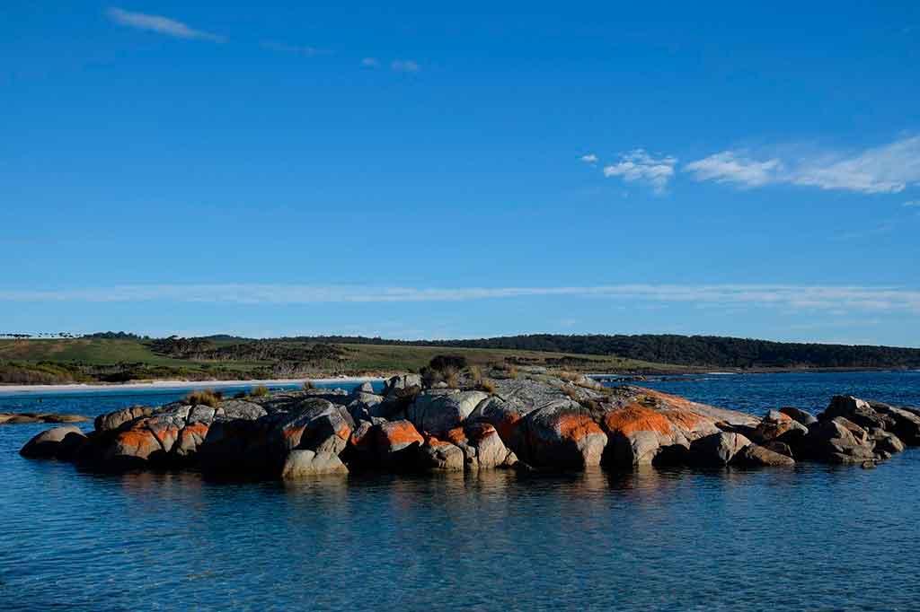 As trilhas mais belas do mundo: Baía dos Fogos, Tasmânia
