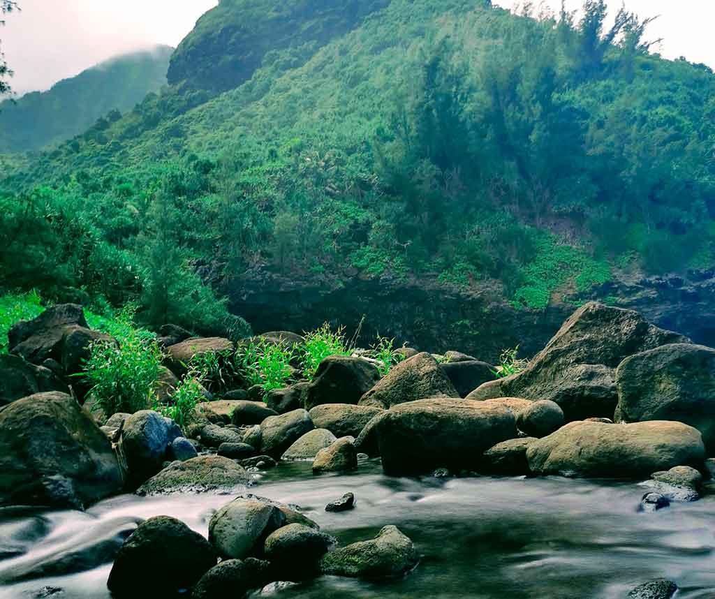 Trilha de Kalalau, Havaí