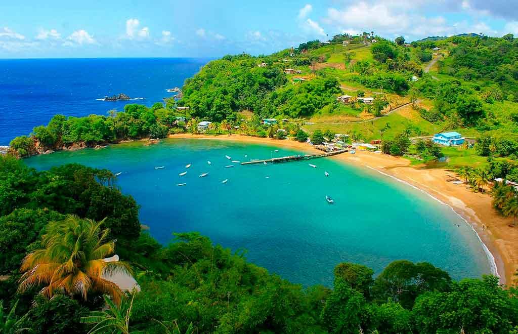 Trinidad e Tobago: praias