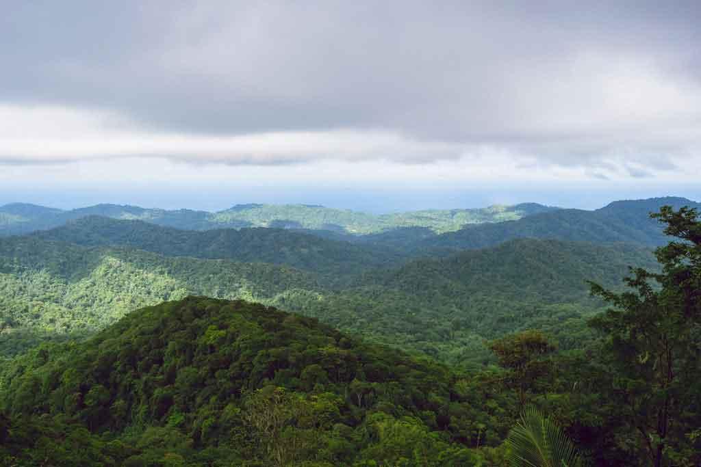 Clima em Trinidad e Tobago