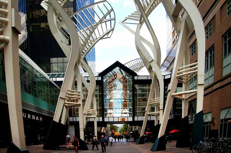 Principais cidades de Alberta, Canadá