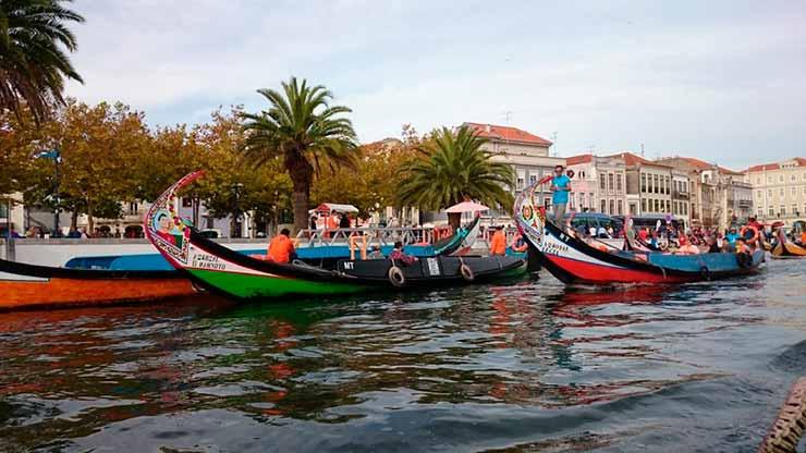 O que fazer em 1 dia em Aveiro, Portugal