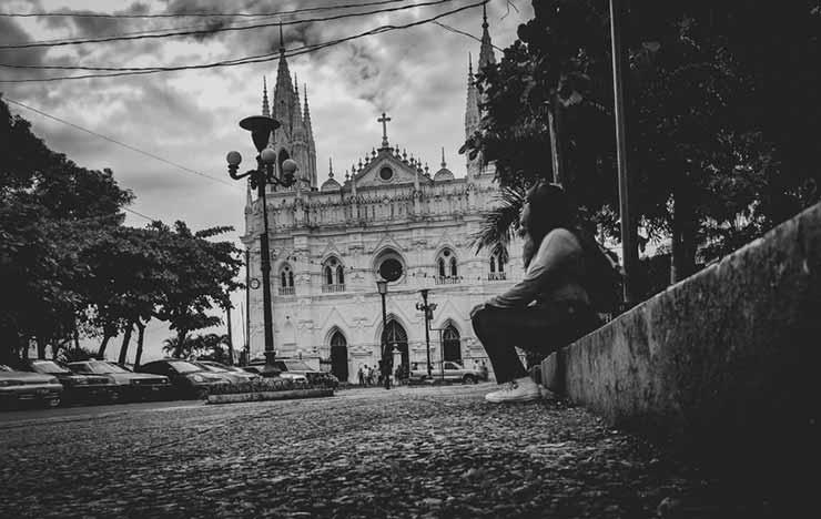 Centro Histórico Capital de El Salvador
