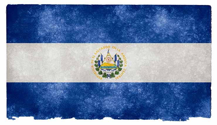 Língua oficial na Capital de El Salvador