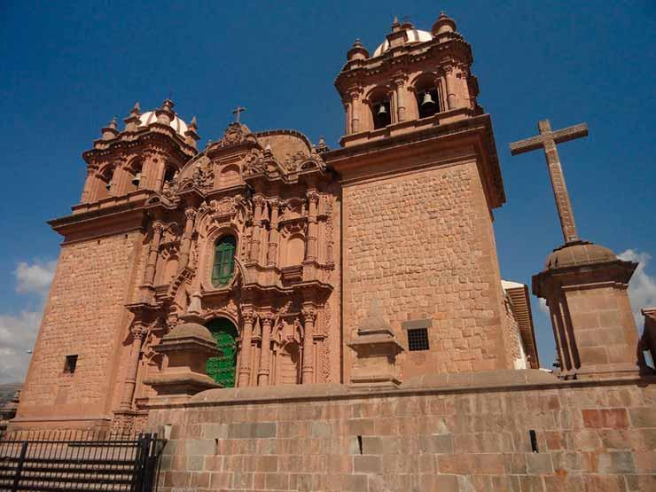 Igreja e Convento de La Merced