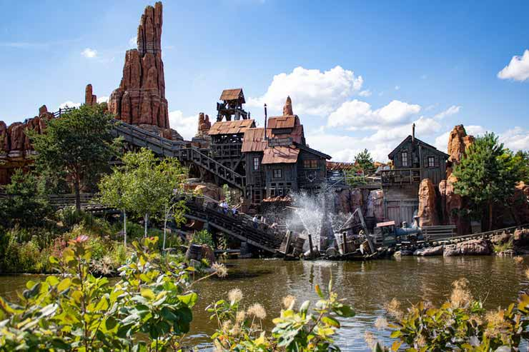 Ingressos para a Disney California