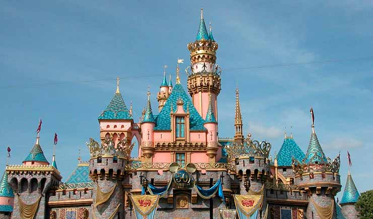 Disney Califórnia