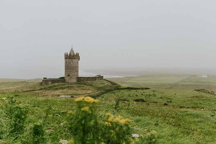 Onde fica Galway Irlanda