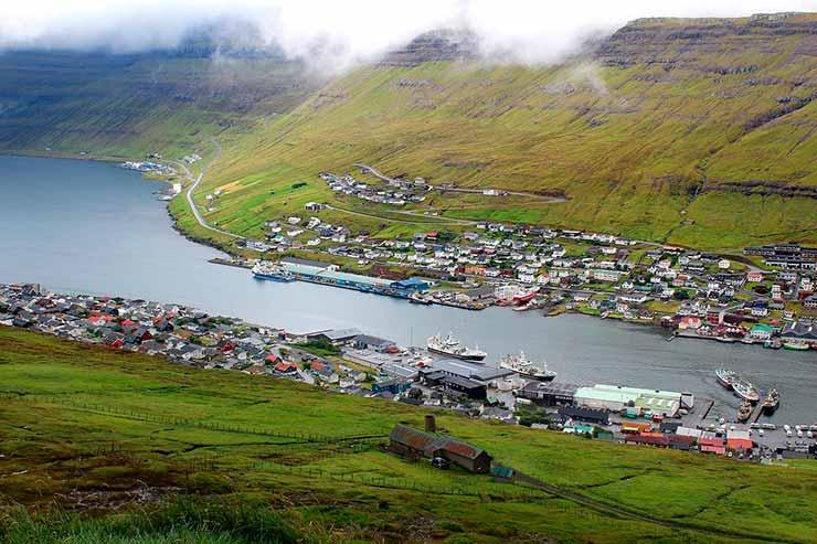 Ilhas Faroé: Bordoy