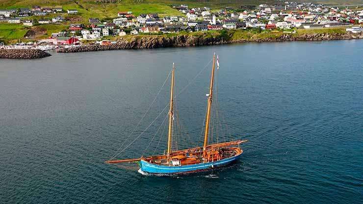 Como ir às Ilhas Faroé