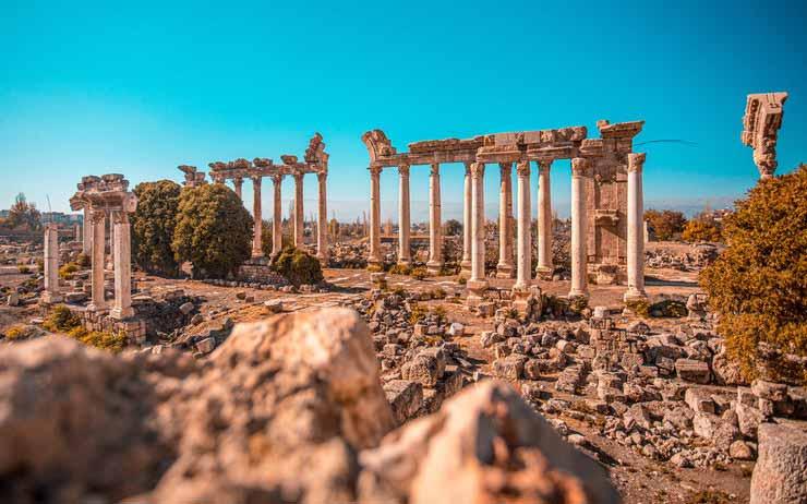 Líbano, mapa: Curiosidades
