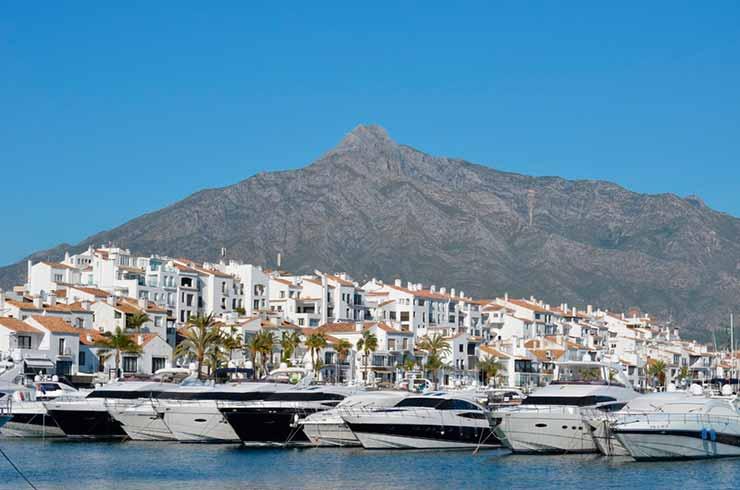 Porto Banús Marbella