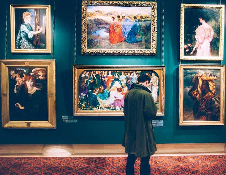 Museu do Prado obras principais