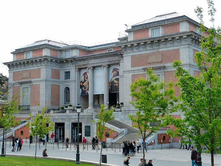 Quanto tempo leva para conhecer as obras do Museu do Prado