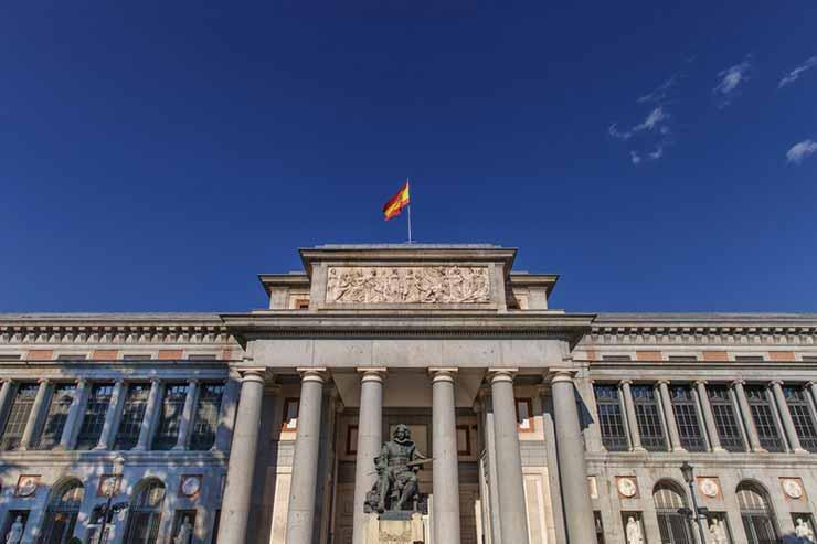 Museu do Prado obras