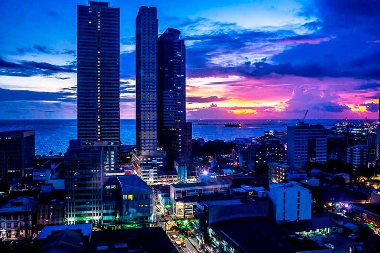Melhor época para visitar as Filipinas